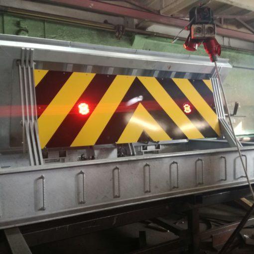 anti ram barrier manufacturer poland bk