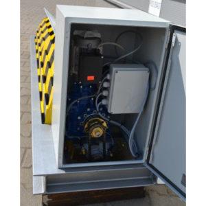 bk guard road blocker druve unit