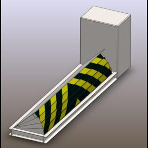 bk guard road blocker drawing
