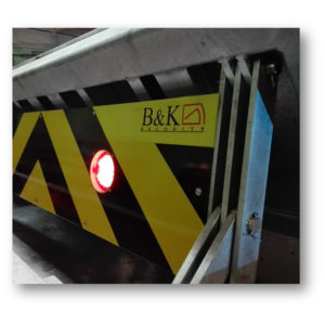 bk powerbeam road blocker heavy