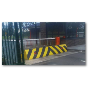 bk titan road blocker entrance