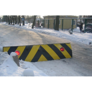 bk titan road blocker snow